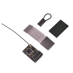 Lemon Rx DSMP 6-Channel Receiver (Top-Pin, DSMX/DSM2 compatible)