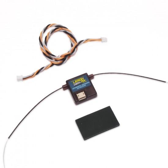 Lemon Rx DSMP (DSMX Compatible) Diversity Satellite