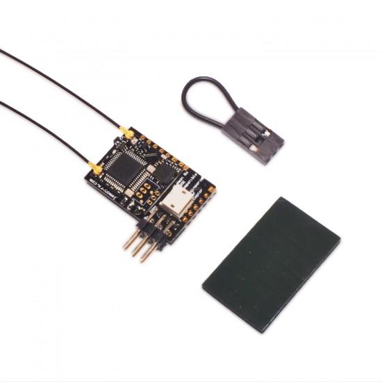 Lemon Rx DSMX Compatible PPM 8-Channel diversity antenna receiver
