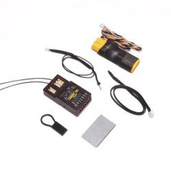 Lemon Rx DSMP (DSMX compatible) 7-Channel Full-Range Telemetry with diversity receiver (Vario + Energy Meter + Altitude) XT60 package