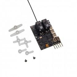 DSMP (DSMX/DSM2 compatible) Microbrick with 2.54mm header pins