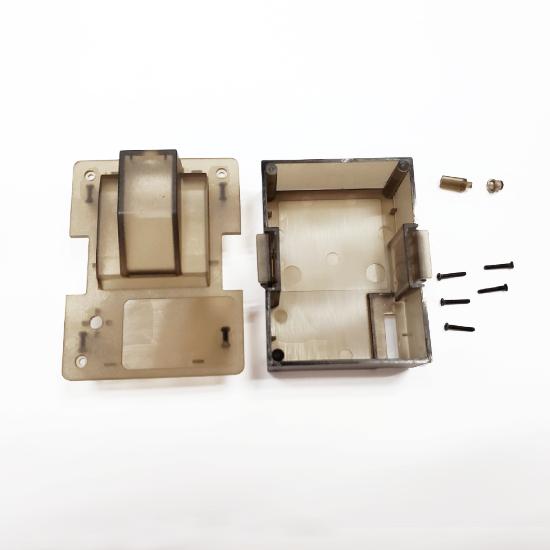 Lemon Rx Plug and Go plastic casing