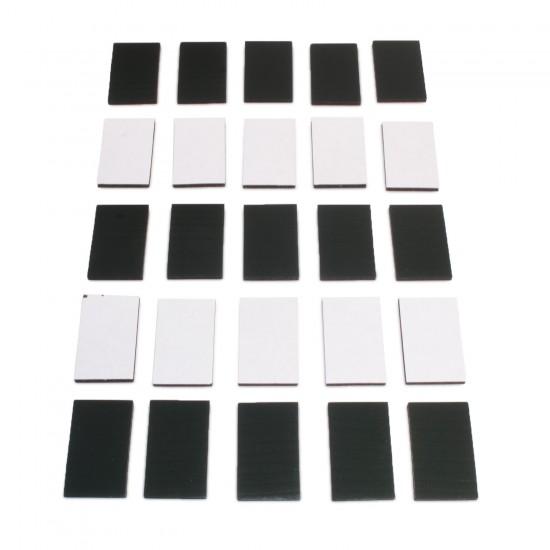 Sticky foam pads double sided (25 pcs)